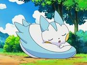 EP488 Pachirisu durmiendo