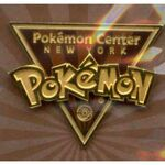 Logo de Pokémon Center (New York)