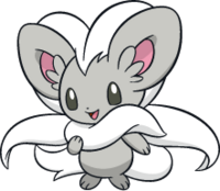 Cinccino (dream world)