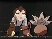 EP197 Simón y unos Pokémon