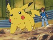 EP292 Pikachu de Ash
