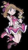 Aura ROZA (Gran Concurso Pokémon)