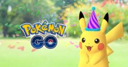 Día Pokémon 2017 Pokémon GO