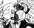 Lt surge magneton manga
