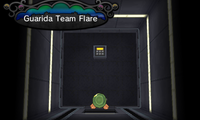 Ascensor Guarida Team Flare
