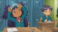 EP763 Iris de niña en el colegio