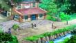 EP899 Entrenadores frente al Centro Pokémon