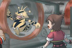 Octava misión de Pokémon Ranger 2