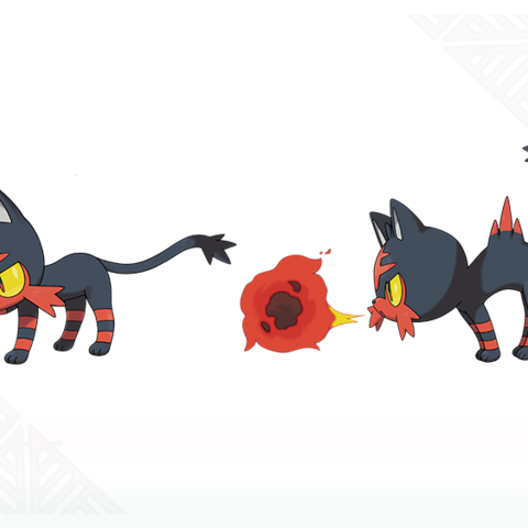 Varios artworks de Litten.