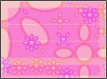 Carta flores grande
