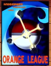 EP086 Cartel Liga Naranja