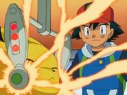 EP277 Absorbiendo la energía de Pikachu
