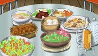 EP982 Varios platos