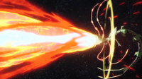 GEN09 Mega-Rayquaza usando hiperrayo