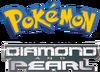 Logo Serie Diamante y Perla inglés