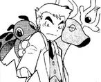 Profesor Oak en Johto