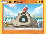 Sandygast (Sol y Luna TCG)