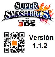 Parche actualizable SSB4 3DS