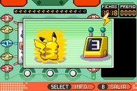 Pikachu cargando máquina casino