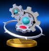Trofeo de Klinklang SSB4 Wii U