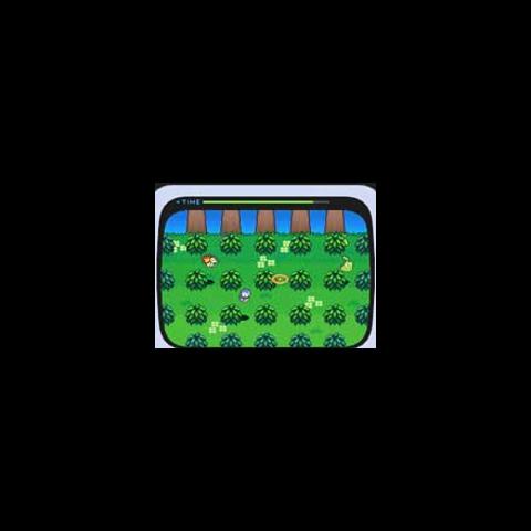 Minijuego que consiste en atrapar Pokémon en un tiempo límite.