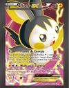 Emolga-EX (XY 143 TCG)