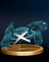 Trofeo de Metagross