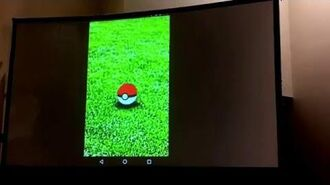 Pokemon Go Gameplay First Look SXSW Gaming