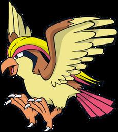 Pidgeot (dream world)