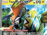 Tapu Koko-GX (Albor de Guardianes TCG)