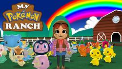 Carátula My Pokémon Ranch