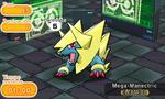 Mega-Manectric Pokémon Shuffle