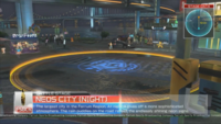 Neos City (Night) Pokkén Tournament