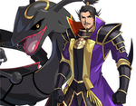 Nobunaga and rayquaza