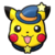 Pikachu disfrazado PLB
