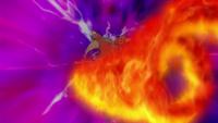 EP739 Heatmor usando giro fuego