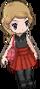Serena (rival) mini XY