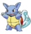 Wartortle (anime SO)