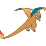 Charizard espalda G6