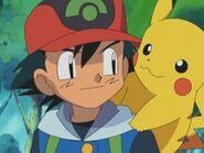 EP290 Ash y Pikachu