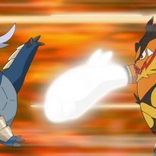 Samurott vs. <a href=