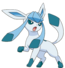 Glaceon (anime NB) 2