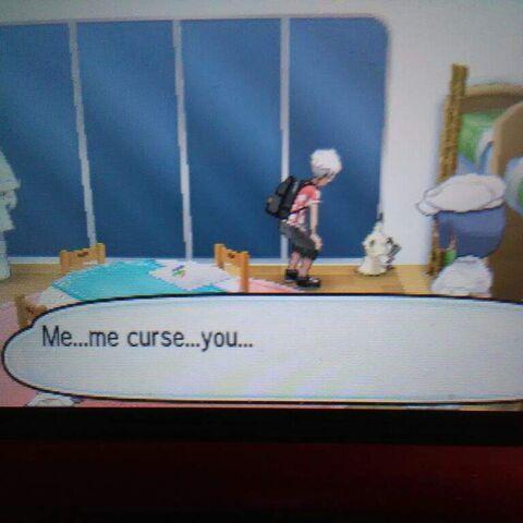 Imagen de la conversación con Mimikyu