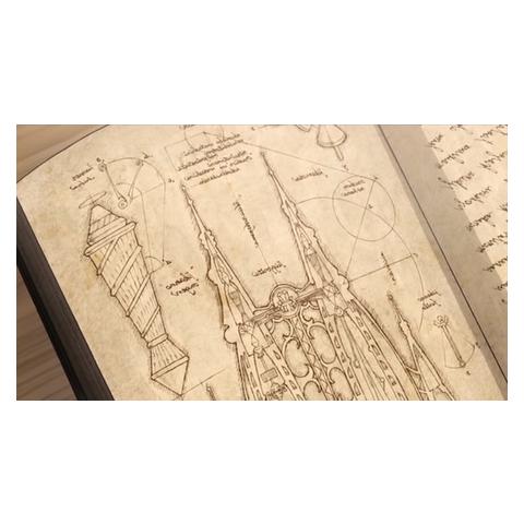 Anotaciones sobre las torres en el diario de Godey.