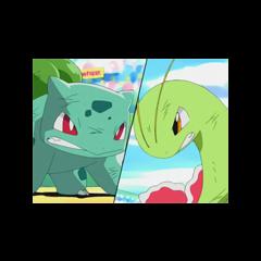 Meganium vs <a href=
