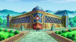 EP719 Gimnasio Pokémon de Ciudad Fayenza