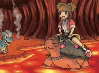 Undécima misión de Pokémon Ranger 2