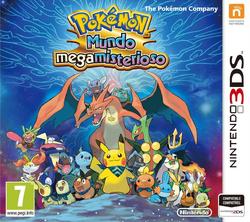 Carátula Pokémon mundo megamisterioso