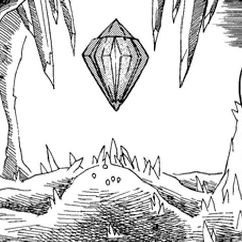Reino/Dominio diamante en el manga de la película