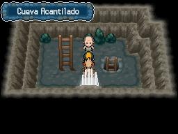 Nivel medio de la cueva Acantilado